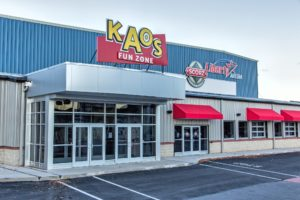 Grand Opening Set for Kaos Fun Zone at Liberty Arena in Williamsport